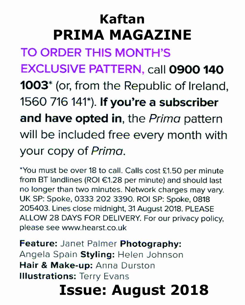 04 - Prima Magazine - August 2018