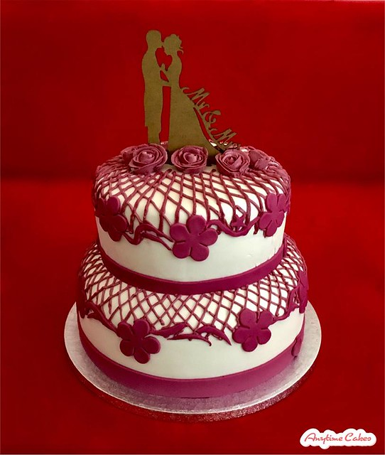 Cake by Sharmin Kabir Misty of Anytime Cakes