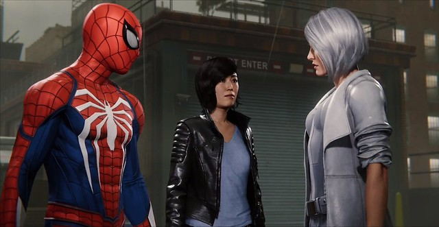 Marvel's Spider-Man - Silver Sable