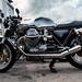 Moto Guzzi Zagato 950cc Cafe Racer