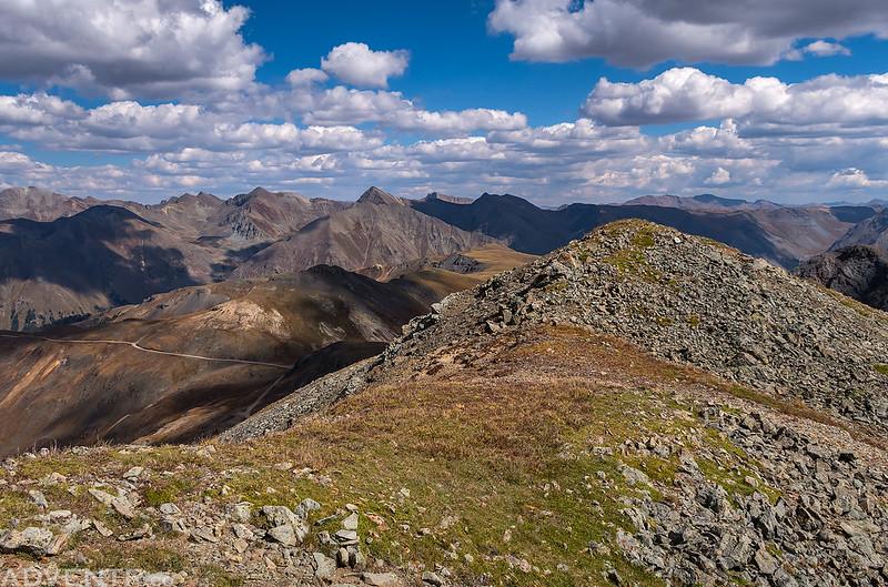 Hanson Peak Summit