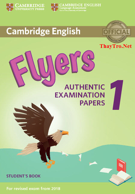 download flyers 1 exams from 2018