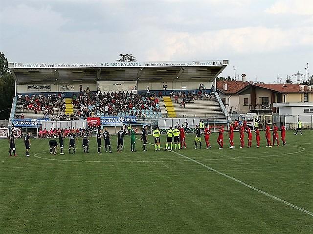 Triestina - Virtus Verona 2-1