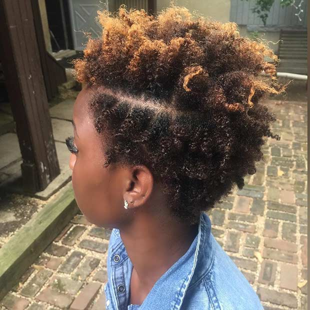 These regular twists have been cunningly livened up with some caramel features along the best and closures