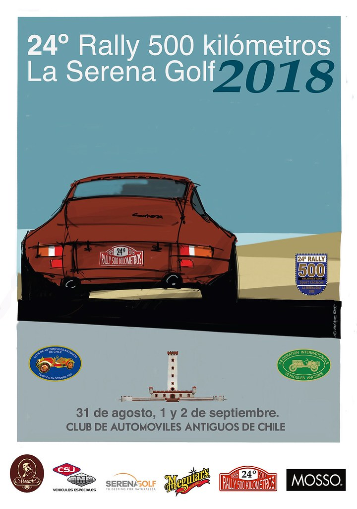 Rally 500 Kms La Serena