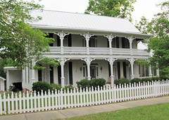 Captain Ray House, circa 1843 1