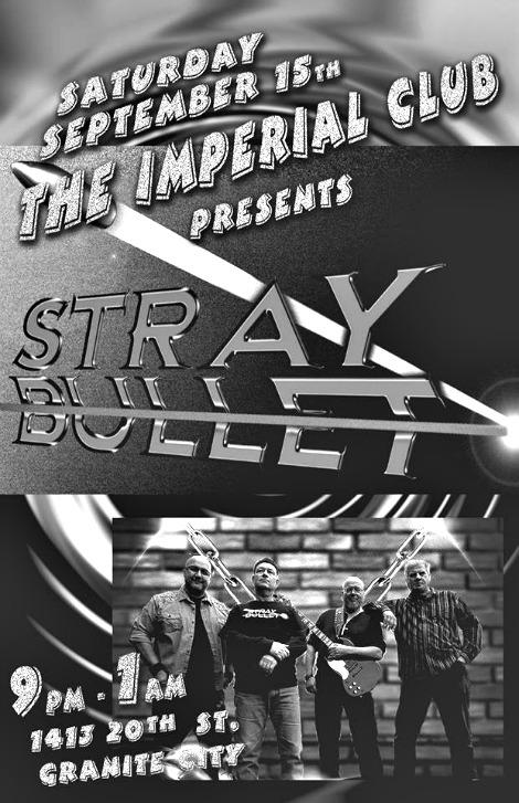 Stray Bullet 9-15-18