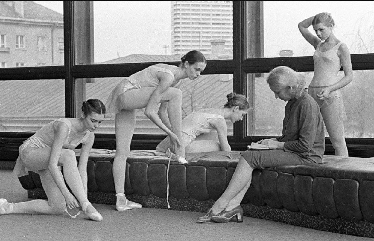 1984. Государственный театр оперы и балета Литовской ССР