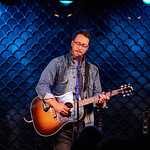 Wed, 05/09/2018 - 12:54am - Amos Lee performs an FUV Live session at the McKittrick Hotel in New York City, 9/4/18. Hosted by Rita Houston. Photo by Gus Philippas/WFUV