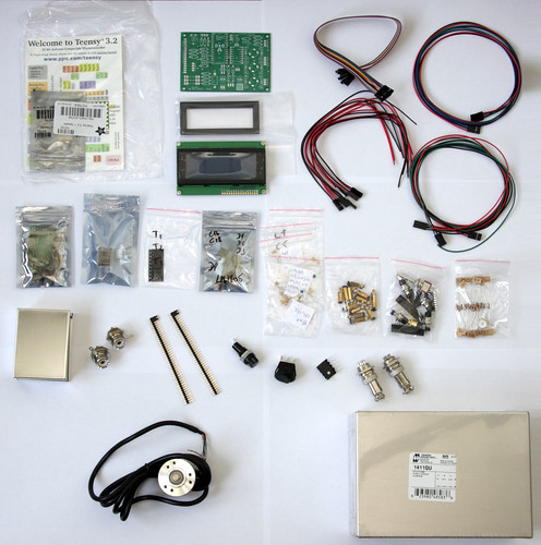 Automatic Magnetic Loop Tuner Kit