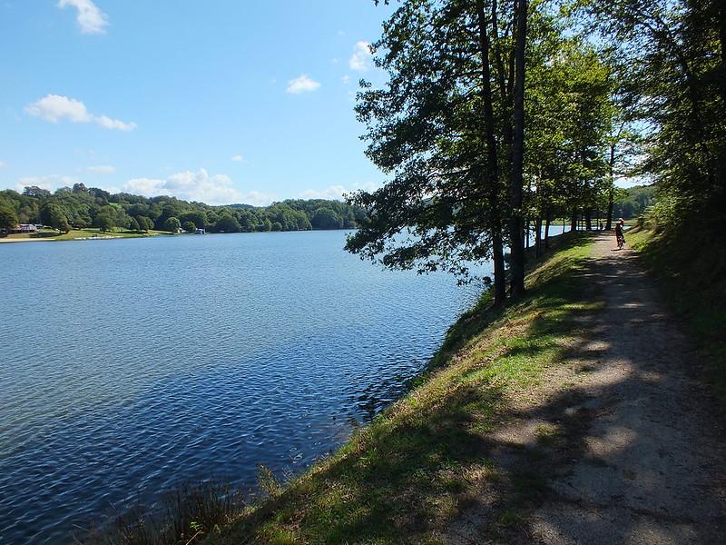 Gorses - Lac du Tolerme