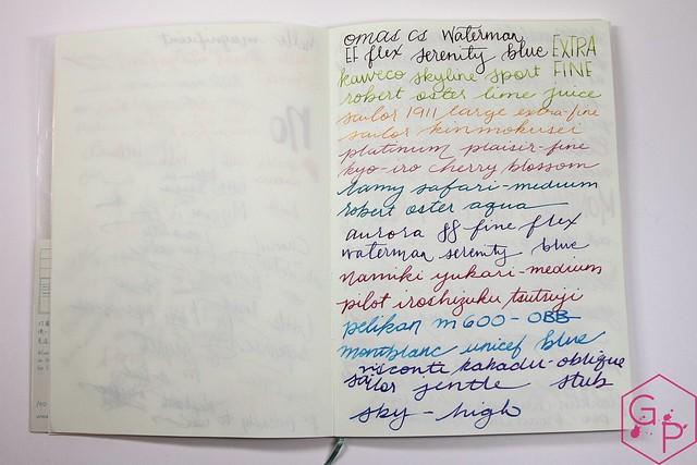 Midori MD 10th Anniversary Notebook @PhidonPens 10
