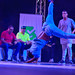 Competencia de break dance Barranquilla