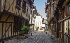 Haut de la rue François Gentil