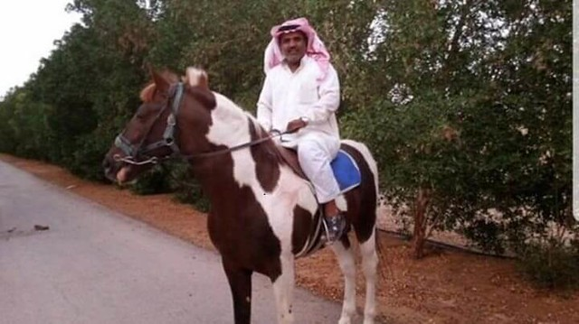 4670 Abed Hussain, A Pakistani driver perfects Saudi accent, turns into a poet 01
