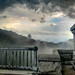 Storm Clouds Roll Over the Croton Dam