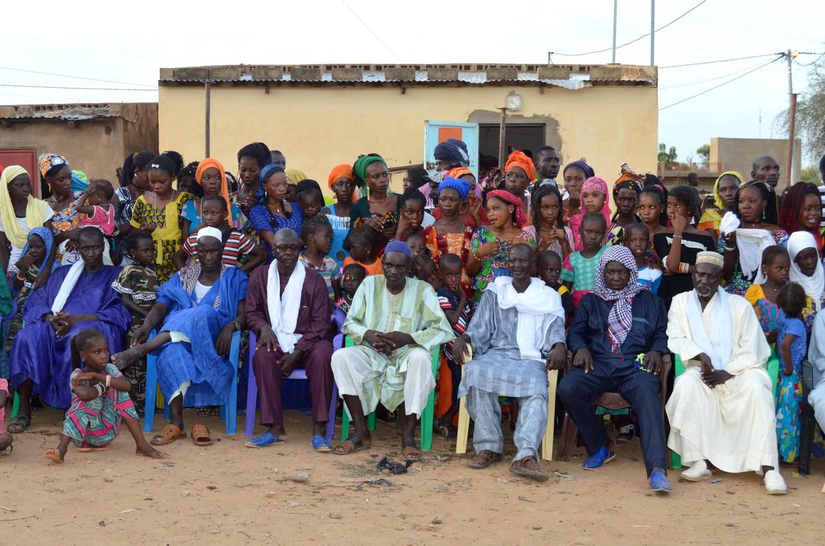 Meeting à Ganguel Soulé, Réélire Macky Sall derrière Daouda Dia (7)