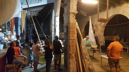 Visita guiada de la Confraria a la Destil.leria, 24 d'agost