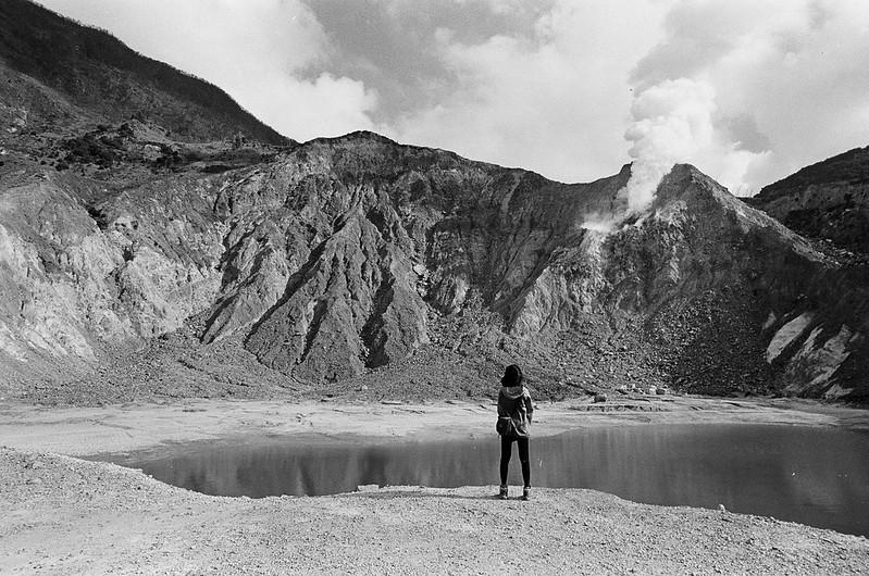 Danau Kawah - Papandayan