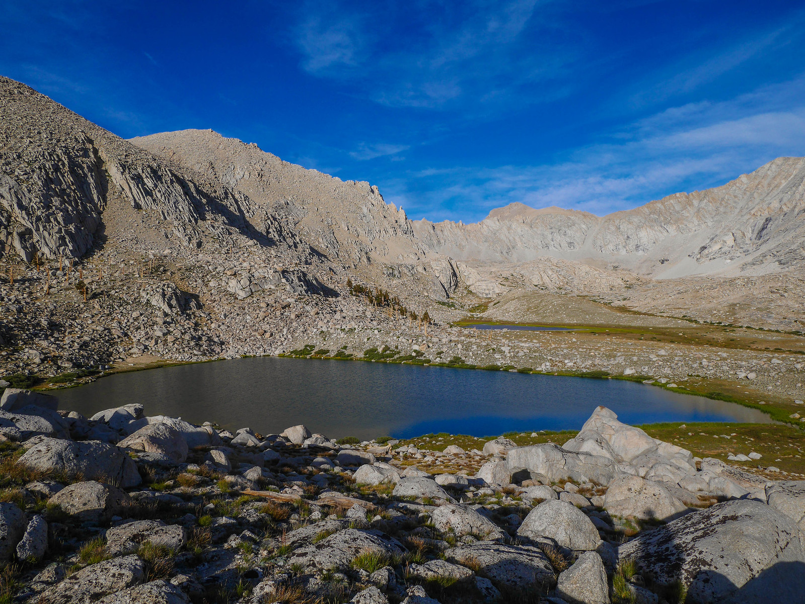 Wright Lakes Basin
