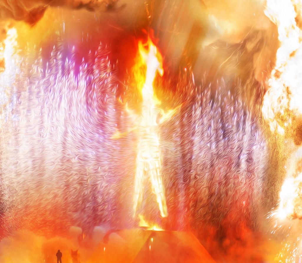 The Burn 2018