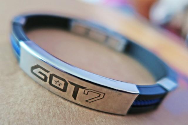 Juku Store GOT7 Bracelet
