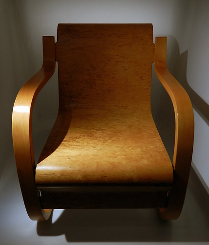The Design Museum in Copenhagen has a room dedicated to the art of the chair