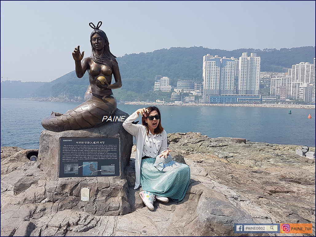 釜山加德島壁畫村