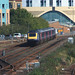 DTB1-8 Stabled Scotrail Training HST, Dundee 31-08-18