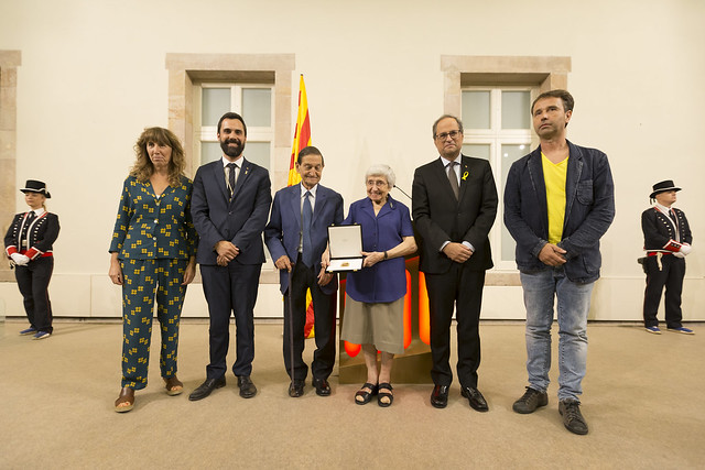 Medalla d'Honor del Parlament