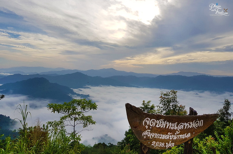 sea of clouds iyerweng signboard