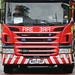 Cheshire Fire Brigade ( Widnes )