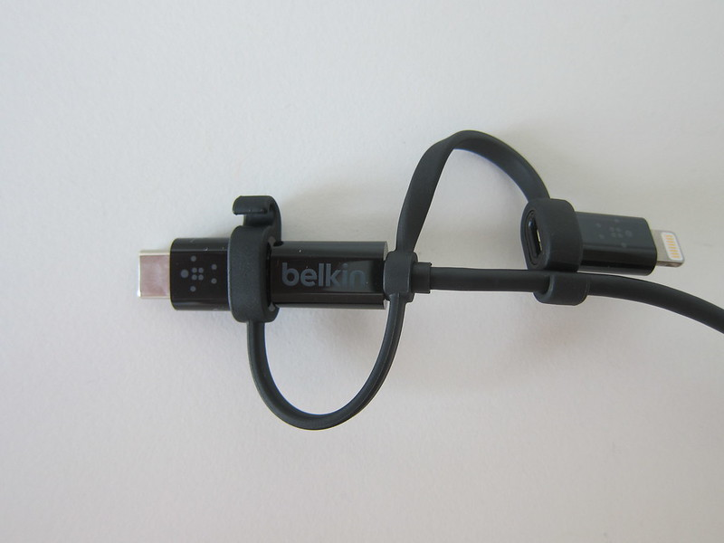 Belkin Universal Cable - USB-C Connector