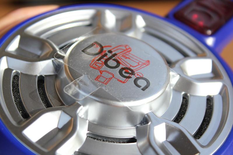 Dibea D18 開封レビュー (25)