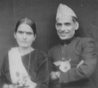 Bidhyanath Pokhrel & Girija Kumari Pokhrel