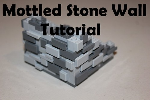 Mottled Stone Wall Tutorial