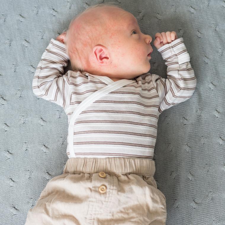 kuukauden ikäinen 3