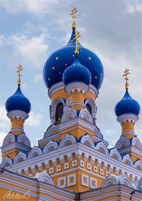 St Nicolas Cathedral, Brest, Belarus