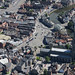 Boston in Lincs - aerial