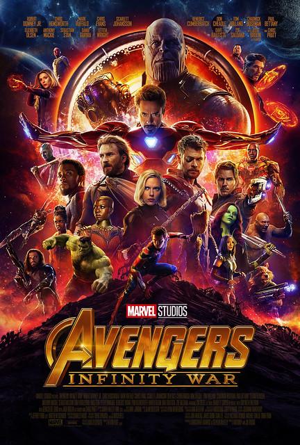 The Avengers Infinity War now live on HOOQ (image source-IMDB)