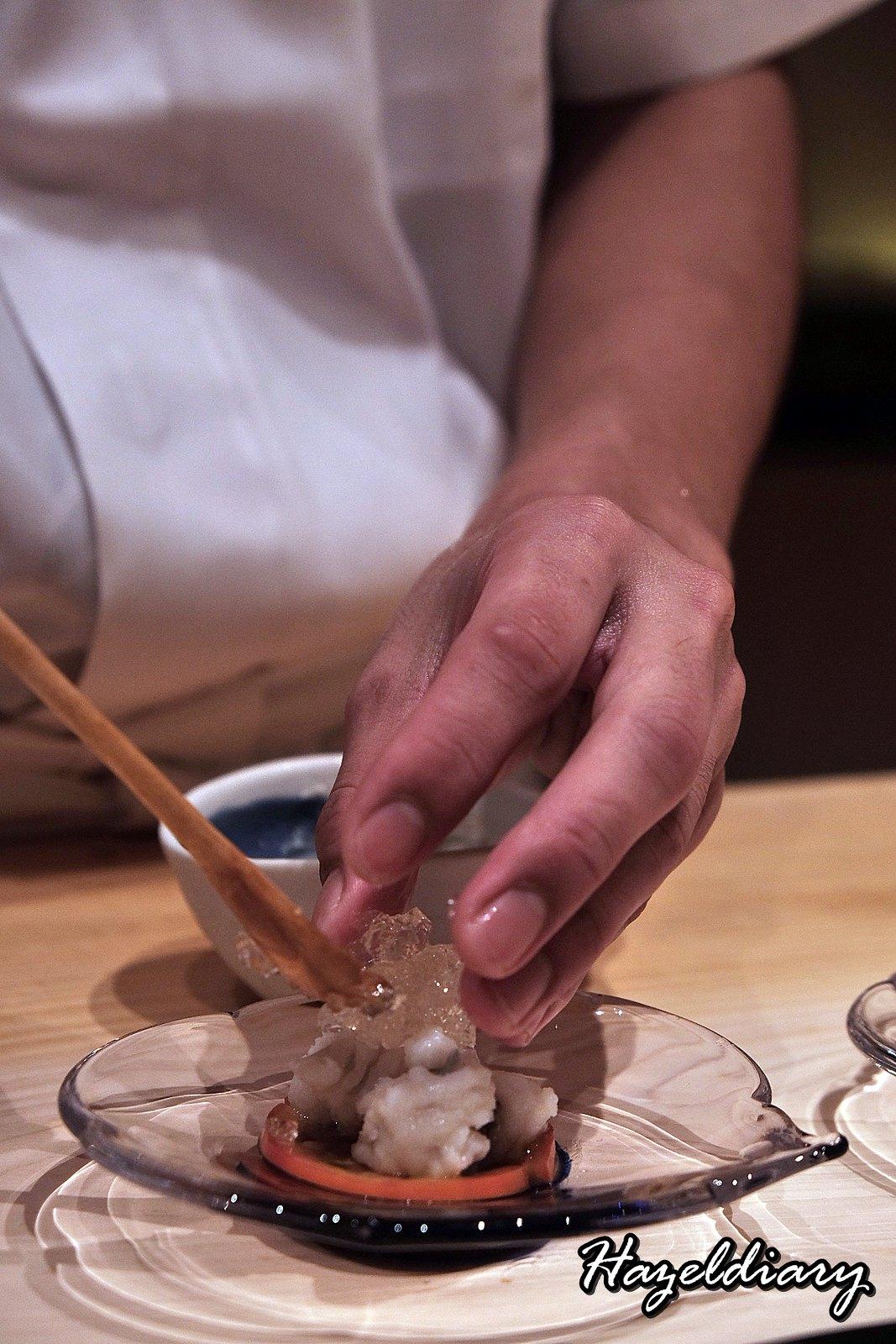 Sushi Chiharu by Tamaya Dining-Omakase-Appetiser