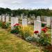 RAF war graves, St Eval, North Cornwall