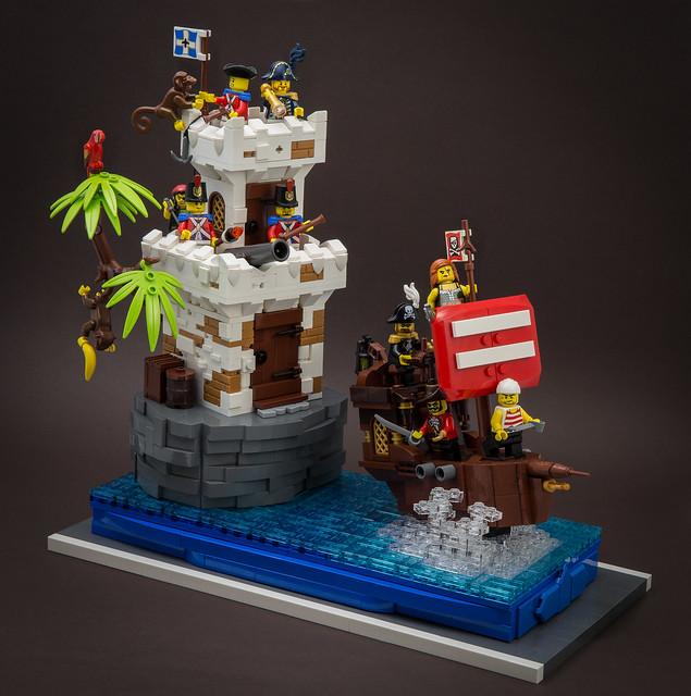 LEGO Pirates Carnaval