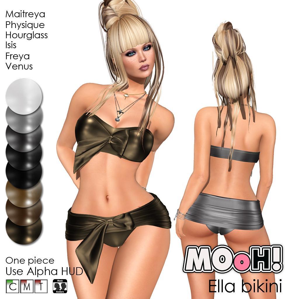 Ella bikini - TeleportHub.com Live!