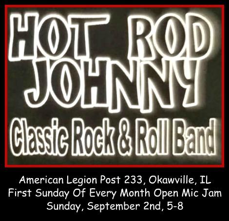 Hot Rod Johnny 9-2-18