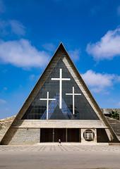 Se catedral de nossa senhora de Fatima aka cathedral of our lady of Fatima, Benguela Province, Benguela, Angola