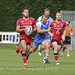 Niall Evalds breaks for the Red Devils-8058