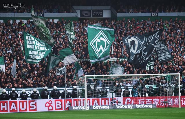 Werder Bremen vs. Hannover 96 1:1, Fujifilm X-M1, XC50-230mmF4.5-6.7 OIS