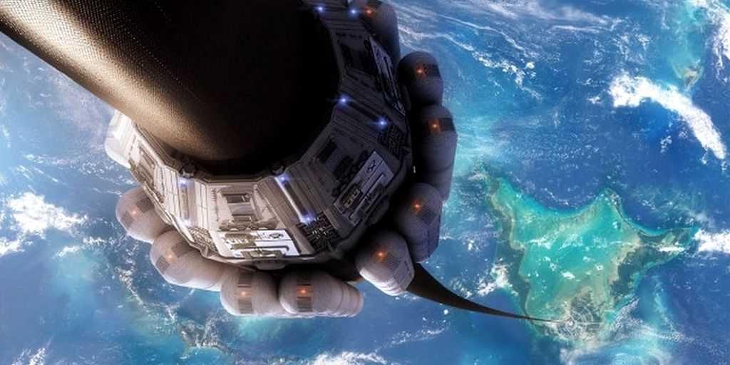 Lancement d'un ascenseur spatial depuis l'ISS la semaine prochaine