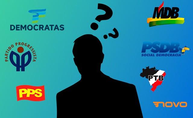 Progressistas, democratas, social-democratas. A sigla ostenta algo que partidos não praticam - Créditos: Arte: JB